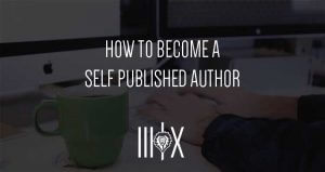 how to become a self published author featured image