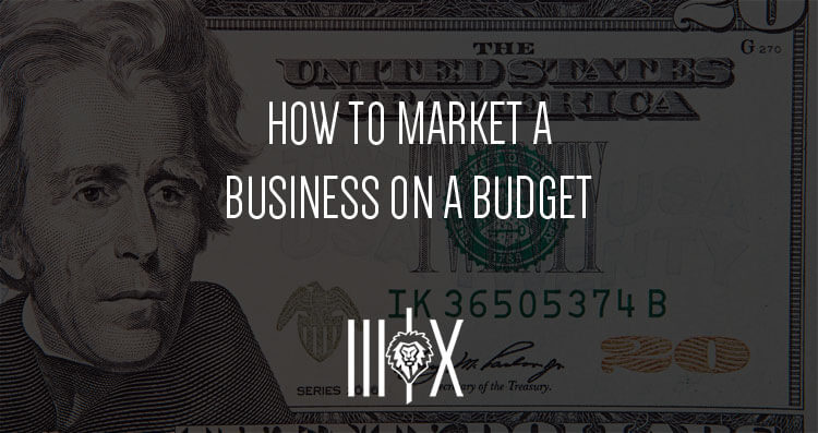 How to Market a Business on a Budget featured image