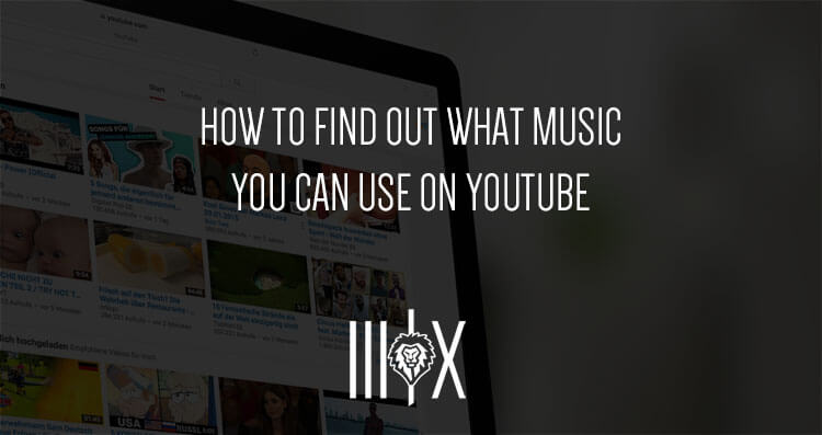 what music can i use on youtube
