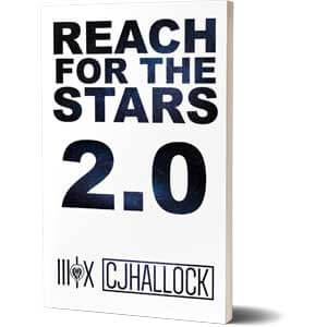 Reach for the Starts Book by CJ Hallock