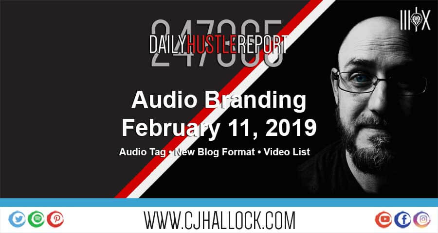audio tag dhr blog