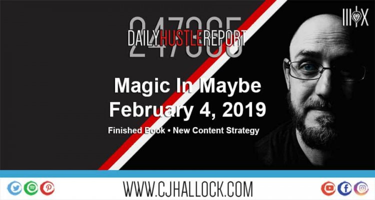 magic in maybe