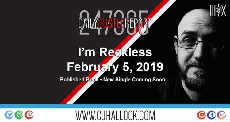 reckless blog post